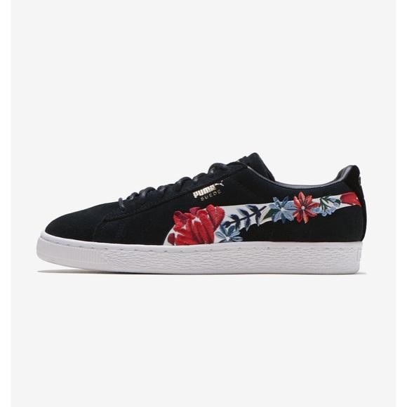 Puma Shoes | Suede Hyper Embellished
